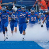 Stumbling, Bumbling, and Touchdown at Boise State