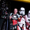 Amanda Lucas Wins MMA Title with Buddies Darth Vader, Stormtroopers