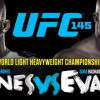 Jon Jones and Rashad Evans Sit Down to Argue Some More