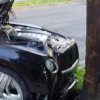 UFC's Jon Jones' Smashed Bentley After His DUI