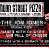 Chael Sonnen's Jon Jones Pizza