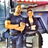 "Gina Carano on ""The Fast and Furious 6″ Set"
