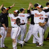 The Orioles Beat The Rangers, Advance To The ALDS