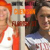 Hottie Battle: Clemson versus Florida State