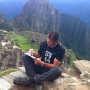 Scott Fujita signs 1 day contract to retire with Saints all the way from Machu Picchu