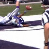 Kansas State Tyler Lockett Makes Amazing Juggling Catch