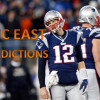 2013 Predictions : AFC EAST