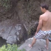 Watch: Tom Brady Jumps Off 50-Ft Cliff in Costa Rica; Patriots Nation Lose Their Minds