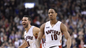Watch: DeMar DeRozan Drops Career-High 42 Points In Win Over Rockets