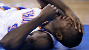 Serge Ibaka Needs Knee Surgery
