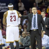 Coach David Blatt and LeBron James Disagree on Priorities Down the Stretch