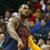 LeBron Plays Without Headband For First Time Since Rookie Season