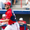 Watch: Bryce Harper Bombs a Home Run Out of Stadium in Spring Training