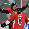 Surging Sens Rally to Bury Sharks, Overtake Bruins in Wild Card Race