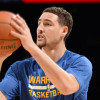 Klay Thompson Out a Week With Injured Ankle