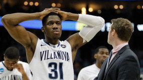 Watch: NC State Upsets Cats 71-68, Villanova First #1 Seed Ousted