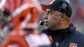 Bengals Sign Marvin Lewis to 1-Year Extension