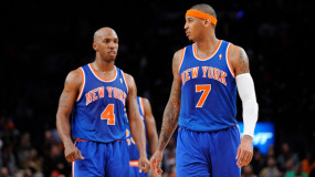Former Teammate Chauncey Billups Doesn't Think Melo is a Vocal Leader