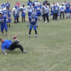 Watch: Dakota State Football Coaches Play 'Dizzy Punt'