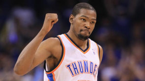 Report: Kevin Durant Says He'd 'Love to Stay' with Thunder His Entire Career.