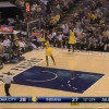 Watch: Paul George's First Dunk Since Returning From Broken Leg Injury