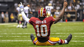 "Robert Griffin III ""Wouldn't Be Bummed"" if Washington Doesn't Pick Up His Option"
