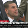 Watch Aaron Hernandez's Reaction to Guilty Verdict