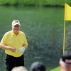 Video: Jack Nicklaus Sinks Hole-in-One at Master's Par 3 Contest