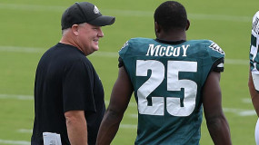 LeSean McCoy Doesn't Think Chip Kelly Likes Star Players