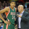 Giannis Antetokounmpo Doesn't Know Why He Was Benched by Jason Kidd