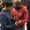 Pacquiao Would Like to Be Mayweather's Friend