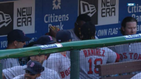 Watch: David Ortiz and Hanley Ramirez Dance in Dugout After Grand Slam