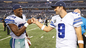 Tony Romo Would've Taken Pay Cut to Keep DeMarco Murray