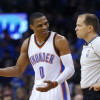 Westbrook Facing One Game Suspension for 16th Technical Foul of Season