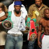 50 Cent's Boxing Promotion Company Files For Bankruptcy
