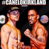 Canelo Alvarez Set to Battle James Kirkland