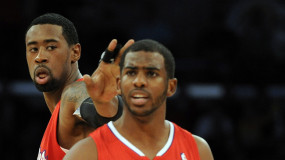Report: Rift Exists Between DeAndre Jordan and Chris Paul
