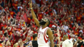 Watch: James Harden Drops 31 Points to Lead Rockets Past Clippers in Game 7