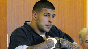 Aaron Hernandez Indicted on Another Charge