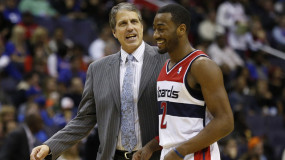 Randy Wittman: Wall's Injury Headed in Right Direction