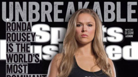 UFC Asked Fighters to Congratulate Ronda Rousey on SI Cover