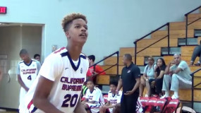 Video: Shaq's 6'8″ Son Shareef Dominating HS Basketball; But Not Like Dad