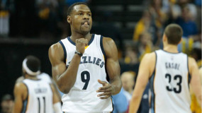 Western Conference Odds Updated Just as Tony Allen Vows to Bounce Back Game 5
