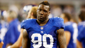 """Justin Tuck After Speaking with JPP: """"He's Fine"""""""