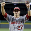 Mike Trout First Ever Back-to-Back All Star Game MVP