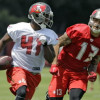 Buccaneers' CJ Wilson Lost 2 Fingers in Fireworks Accident