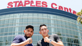 Abner Mares vs. Leo Santa Cruz Highlights the Excitement at Featherweight