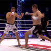 MMA Fighter Breaks Own Leg On Kick
