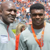 Evander Holyfield's Son Commits to Georgia For Football