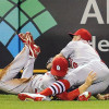Cardinals' Stephen Piscotty Knocked Unconscious In Outfield Collision